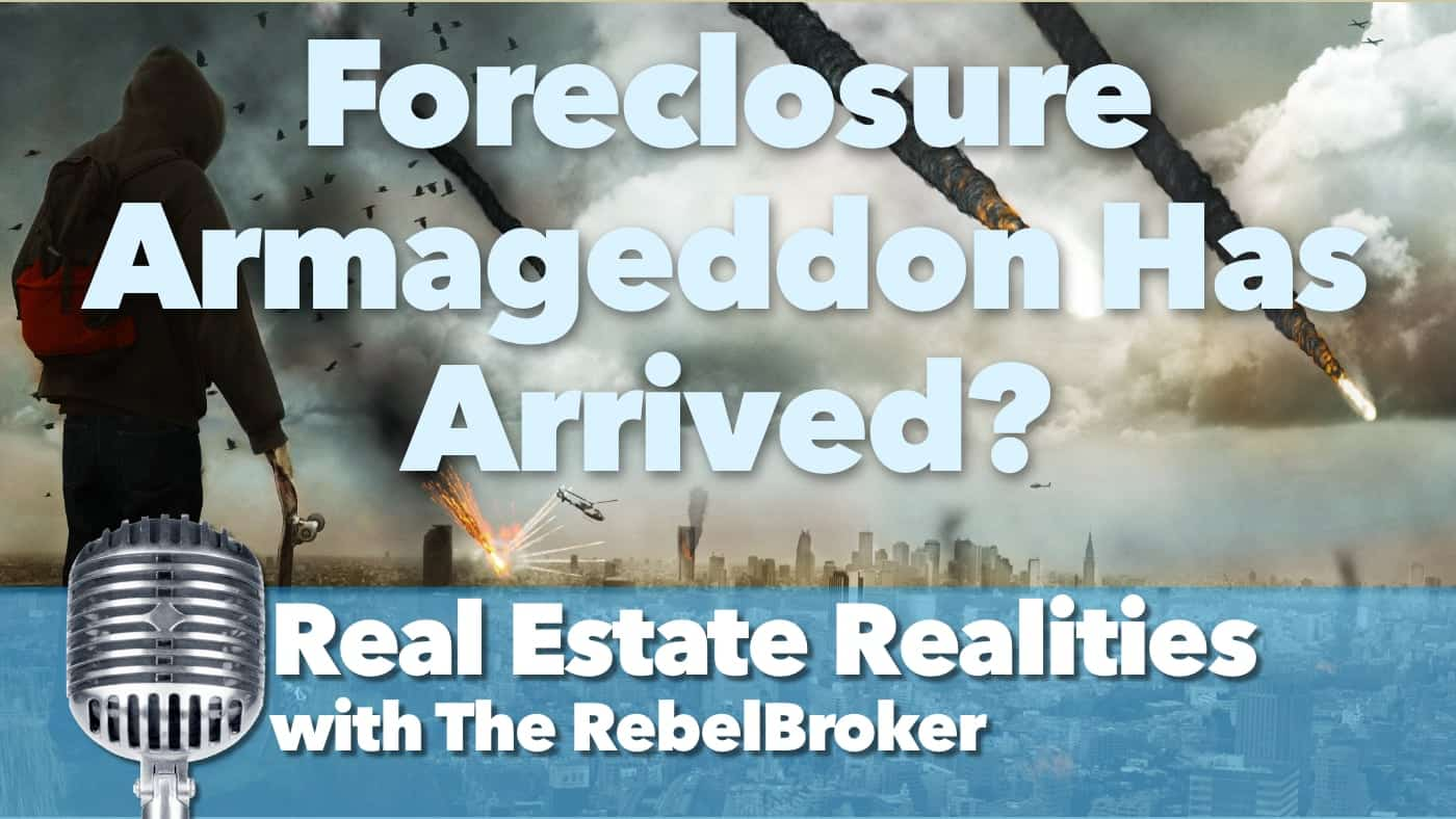 Is foreclosure armageddon upon us?